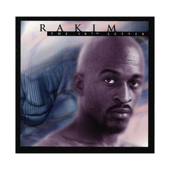 Rakim - 'The 18th Letter' [CD]