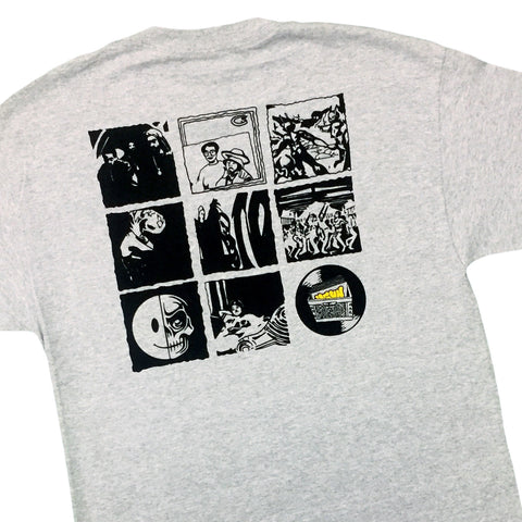 UGHH - '97 DFA (Front & Back)' [(Gray) T-Shirt]