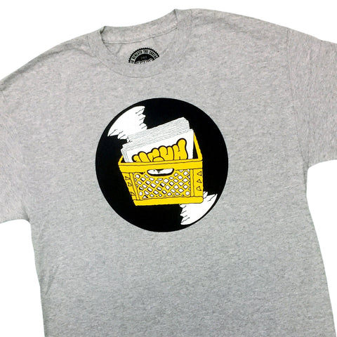 UGHH - 'DFA Crate' [(Gray) T-Shirt]
