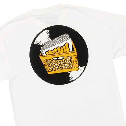 UGHH - 'DFA Crate (Front & Back)' [(White) T-Shirt]