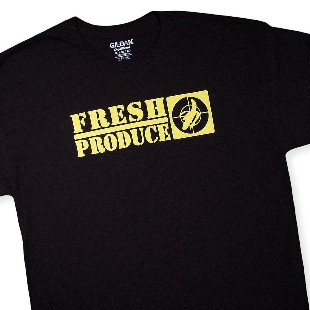 <!--020100202019925-->Fresh Produce (UGHH x Good Life) - 'Fresh P.E.' [(Black) T-Shirt]