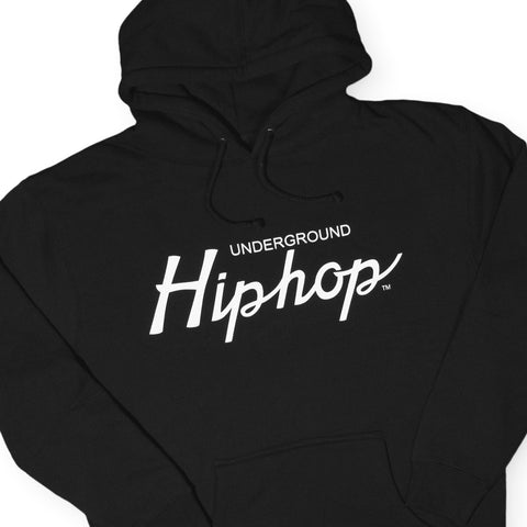 UGHH - 'Hip Hop Game Day' [(Black) Hooded Sweatshirt]