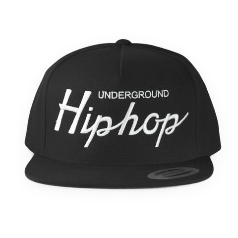 UGHH - 'Hip Hop Game Day' [(Black) Snap Back Hat]