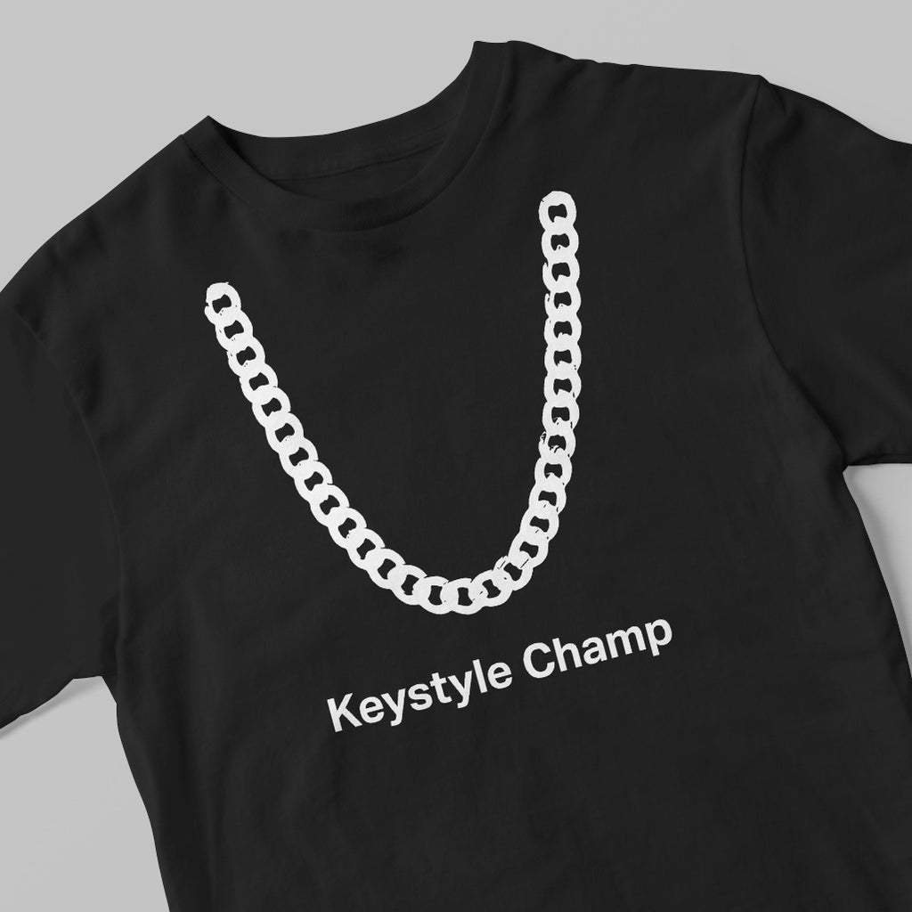 UGHH - 'T-Shirt Keystyle Champ' [(Black) T-Shirt]
