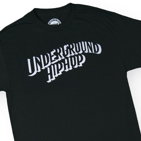 UGHH - 'Underground Shadow' [(Black) T-Shirt]