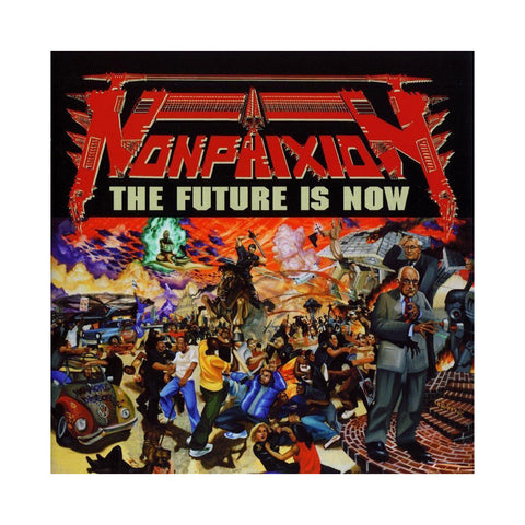 Non Phixion - 'The Future Is Now' [(Red) Vinyl [2LP]]