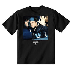 <!--2015022631-->UNKOMN (Ice-T) - 'Hands Up' [(Black) T-Shirt]