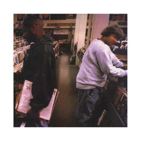 "[""DJ Shadow - 'Endtroducing... (Import)' [(Black) Vinyl [2LP]]""]"