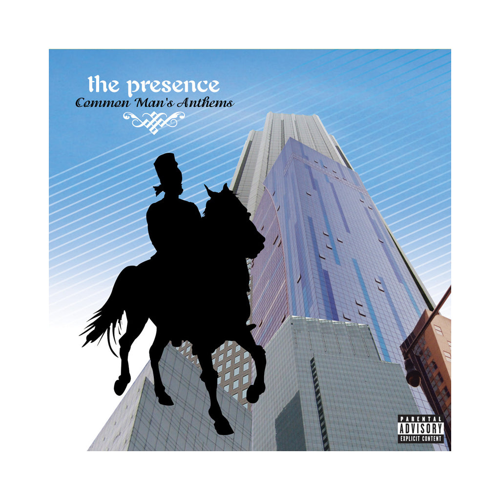 The Presence - 'Common Man's Anthems' [CD]