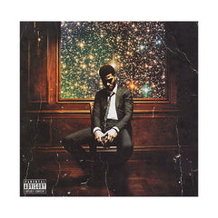 <!--2010110949-->Kid Cudi - 'Man On The Moon II: The Legend Of Mr. Rager' [CD]