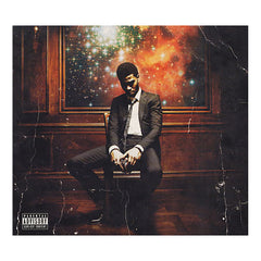 Kid Cudi - 'Man On The Moon II: The Legend Of Mr. Rager (w/ DVD)' [CD]