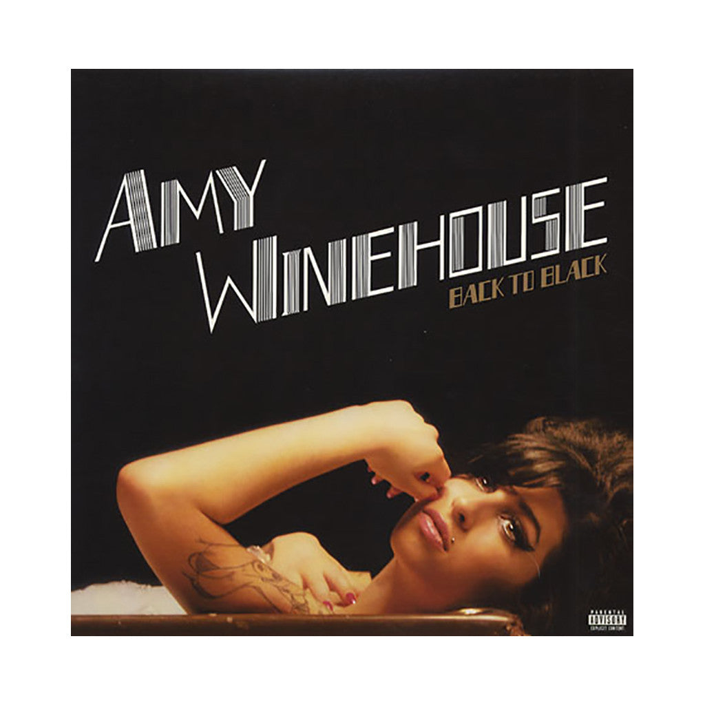Amy Winehouse - 'Back To Black' [CD]