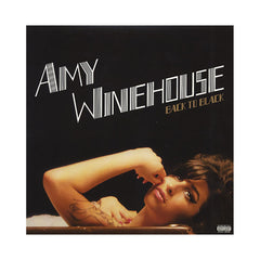 <!--2007090423-->Amy Winehouse - 'Back To Black' [(Black) Vinyl LP]