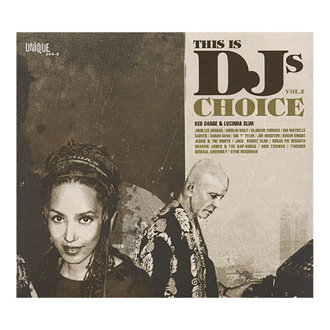 Various Artists (Compiled By: Keb Darge & Lucinda Slim) - 'This Is DJ's Choice Vol. 2' [CD]