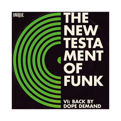 Various Artists - 'The New Testament Of Funk Vol. 6' [(Black) Vinyl LP]