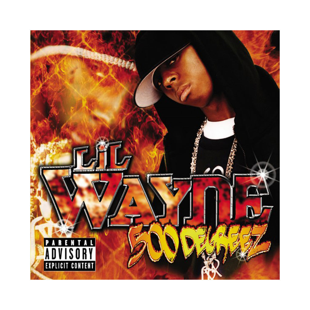 Lil Wayne - '500 Degreez' [(Black) Vinyl [2LP]]