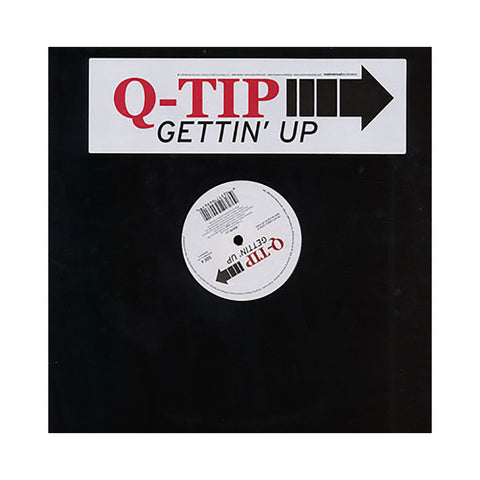 "Q-Tip - 'Gettin' Up' [(Black) 12"""" Vinyl Single]"