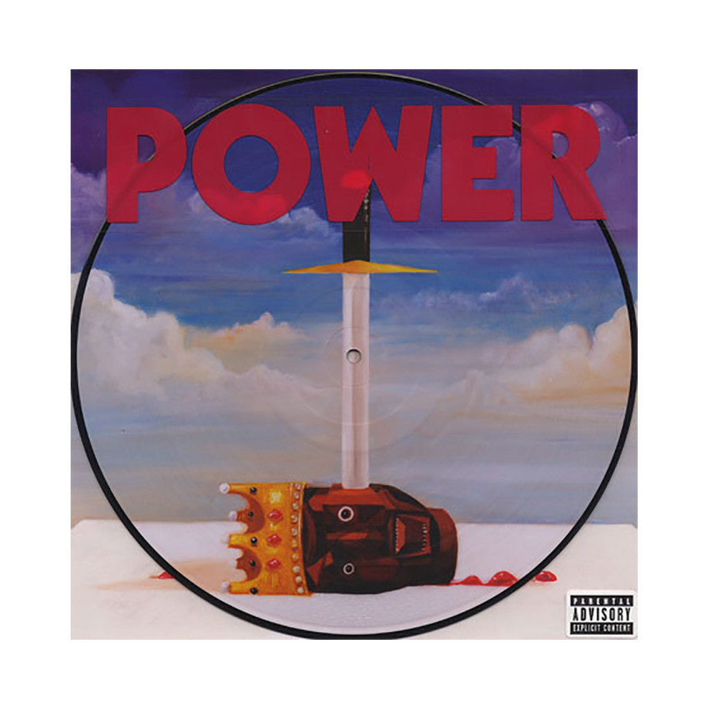 "Kanye West - 'Power' [(Picture Disc) 12"" Vinyl Single]"