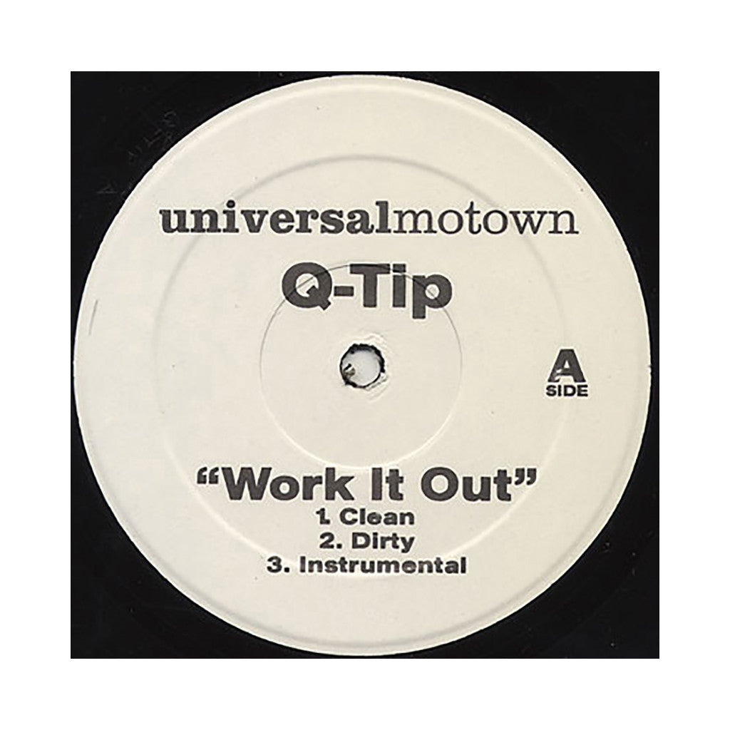 <!--2009052937-->Q-Tip - 'Work It Out' [Streaming Audio]