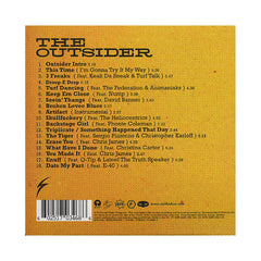 <!--020060919008329-->DJ Shadow - 'The Outsider' [CD]