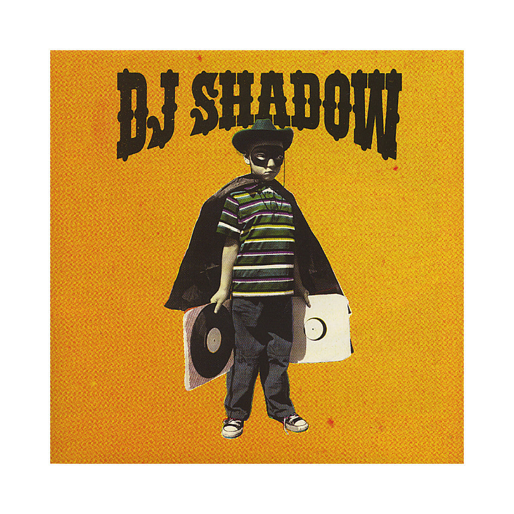 <!--020061031008654-->DJ Shadow - 'The Outsider' [(Black) Vinyl [2LP]]