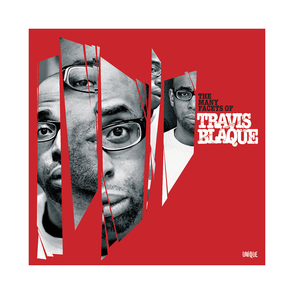 Travis Blaque - 'The Many Facets Of...' [(Black) Vinyl [2LP]]