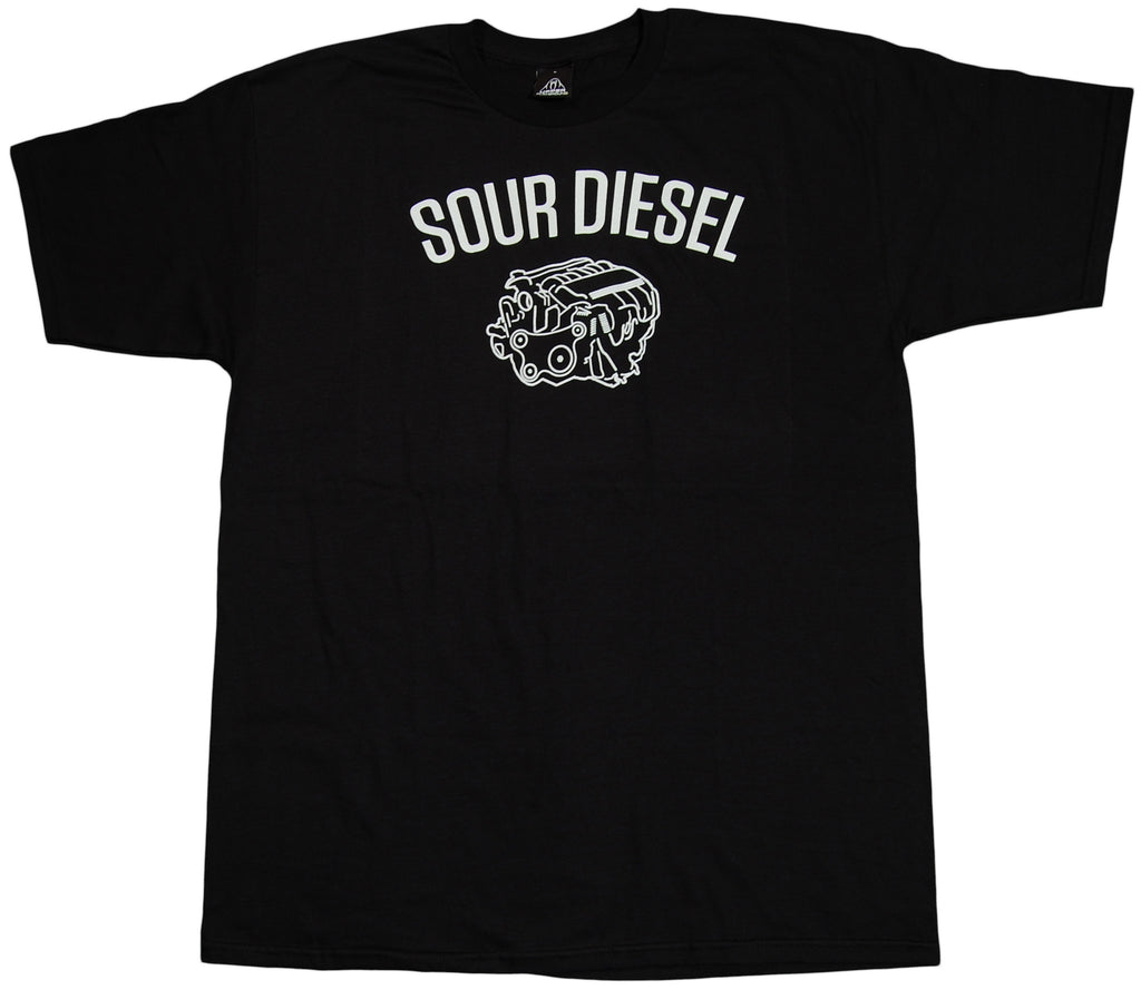 <!--2011071228-->Upper Playground - 'Sour Diesel' [(Black) T-Shirt]