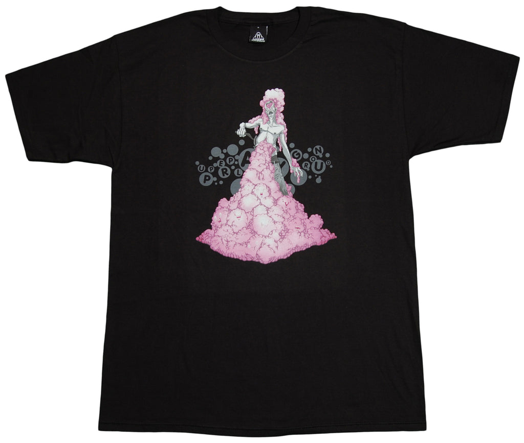 <!--2012051542-->Upper Playground - 'Candyman' [(Black) T-Shirt]