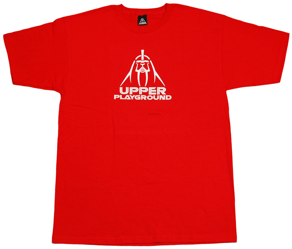 <!--2012051533-->Upper Playground - 'UP Mohawk' [(Red) T-Shirt]