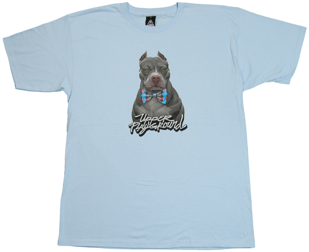 <!--2011091358-->Upper Playground - 'Bowtie' [(Light Blue) T-Shirt]