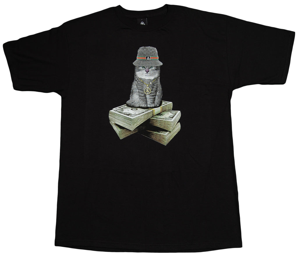 Upper Playground - 'Big Daddy Kitty' [(Black) T-Shirt]