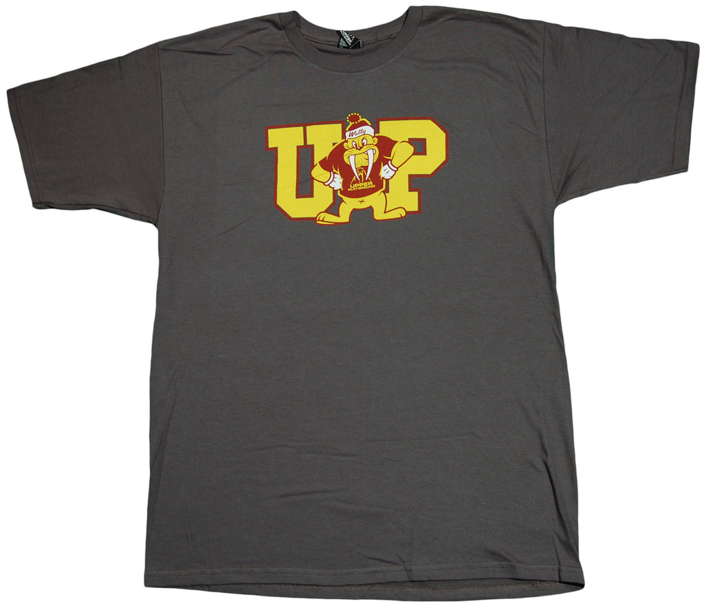 <!--2011091358-->Upper Playground - 'Wally' [(Dark Gray) T-Shirt]
