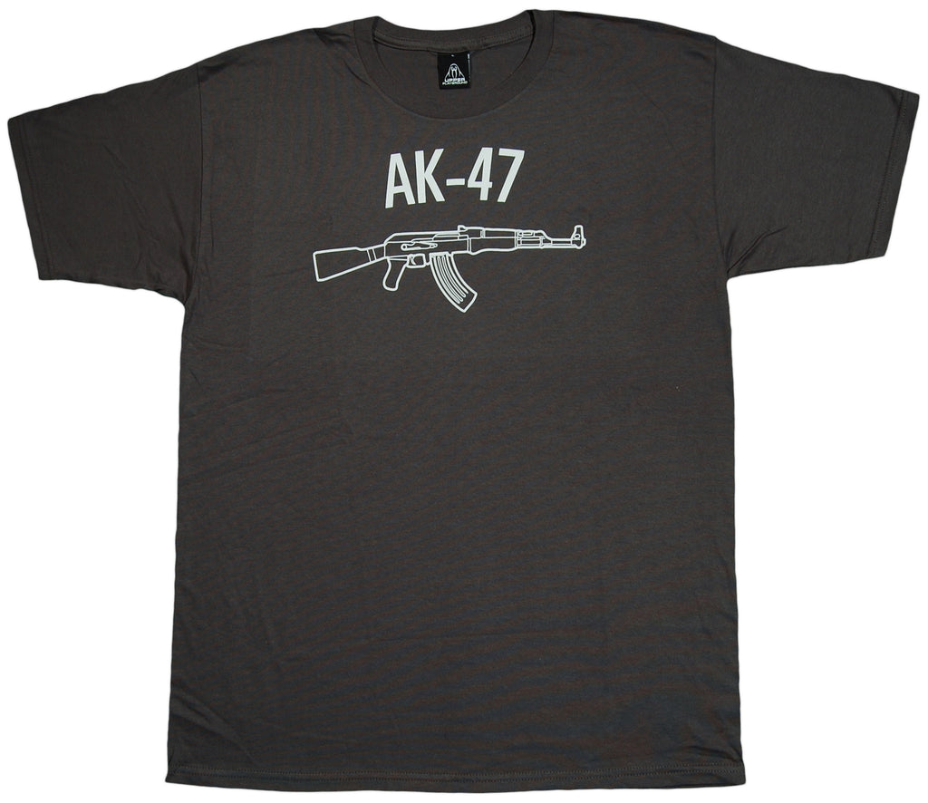 <!--2011091326-->Upper Playground - 'AK-47' [(Dark Gray) T-Shirt]