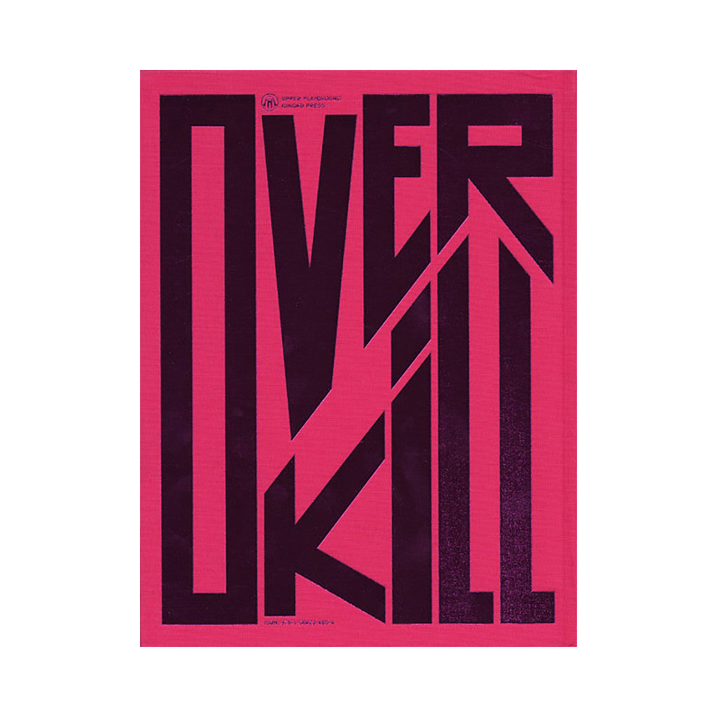 Tomer Hanuka - 'Overkill: The Art Of Tomer Hanuka' [Book]