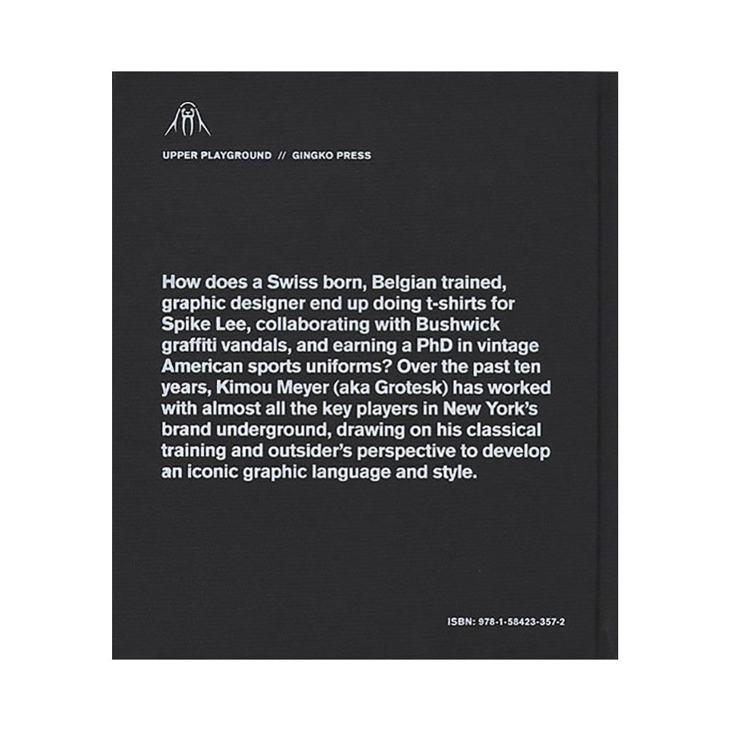<!--020100316021333-->Grotesk - 'A Decade Of Swiss Design Lost In Brooklyn: 1999-2009' [Book]