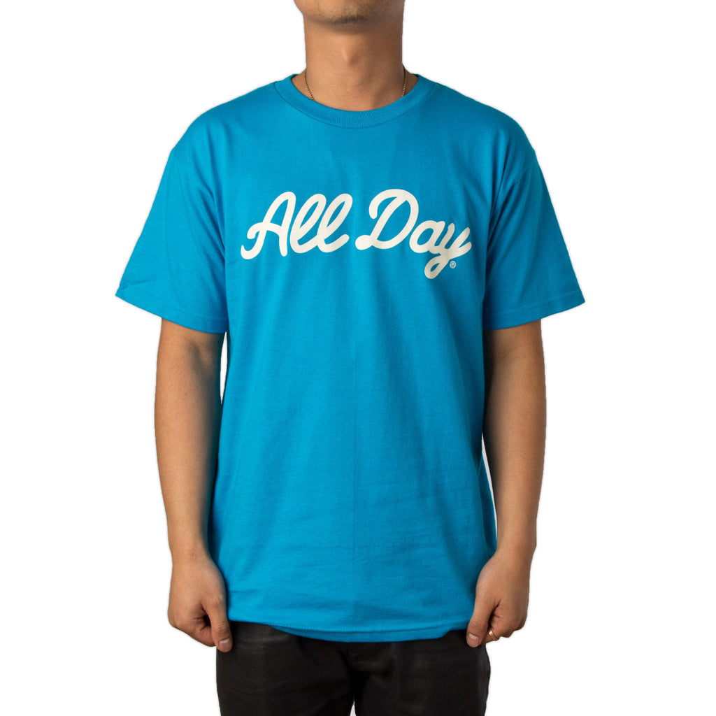 <!--2014060520-->Upper Playground - 'All Day' [(Blue) T-Shirt]