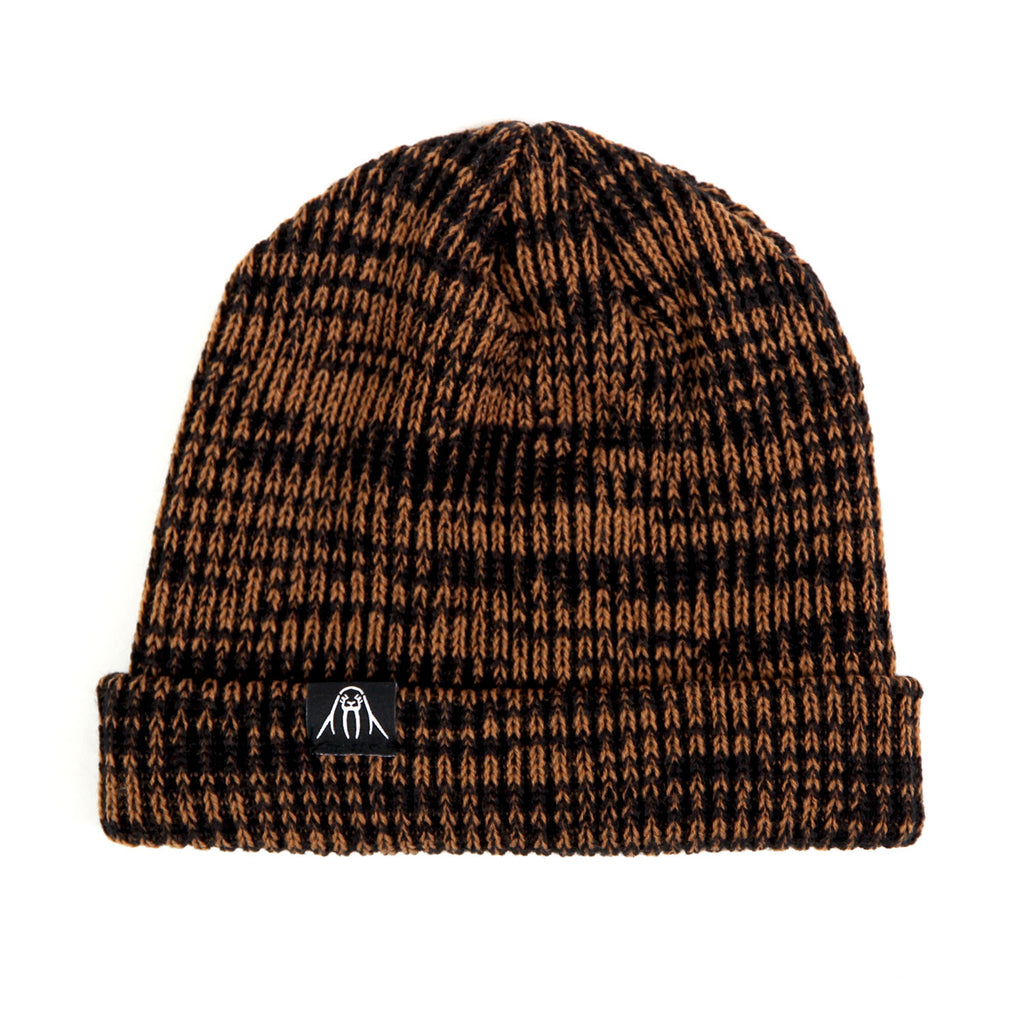 <!--020120110039775-->Upper Playground - 'Manitoba Beanie' [(Light Brown) Winter Beanie Hat]