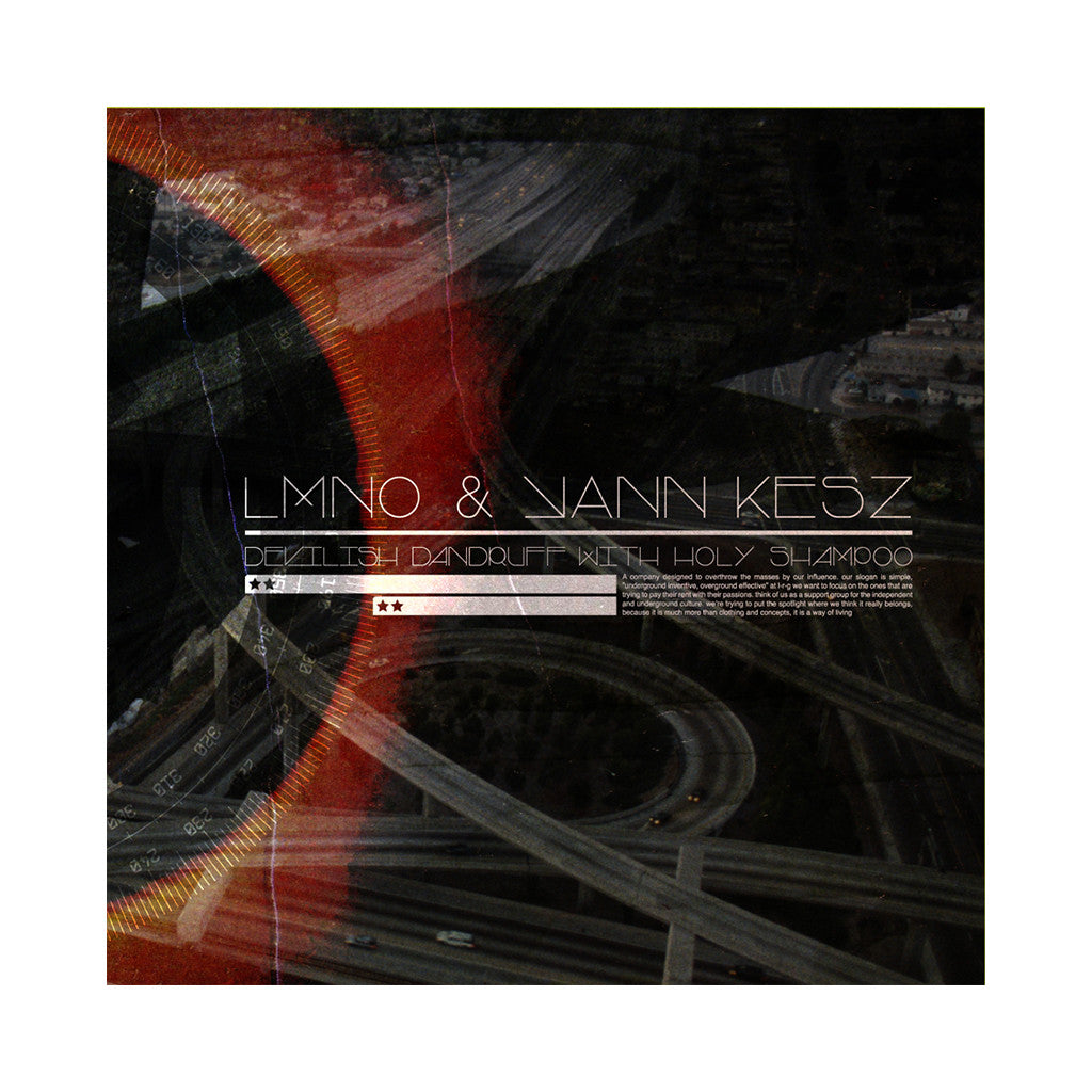 <!--2009111304-->LMNO & Yann Kesz - 'Too Strong' [Streaming Audio]