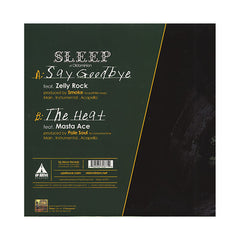 "<!--020050621005052-->Sleep - 'Say Goodbye/ The Heat' [(Black) 12"" Vinyl Single]"