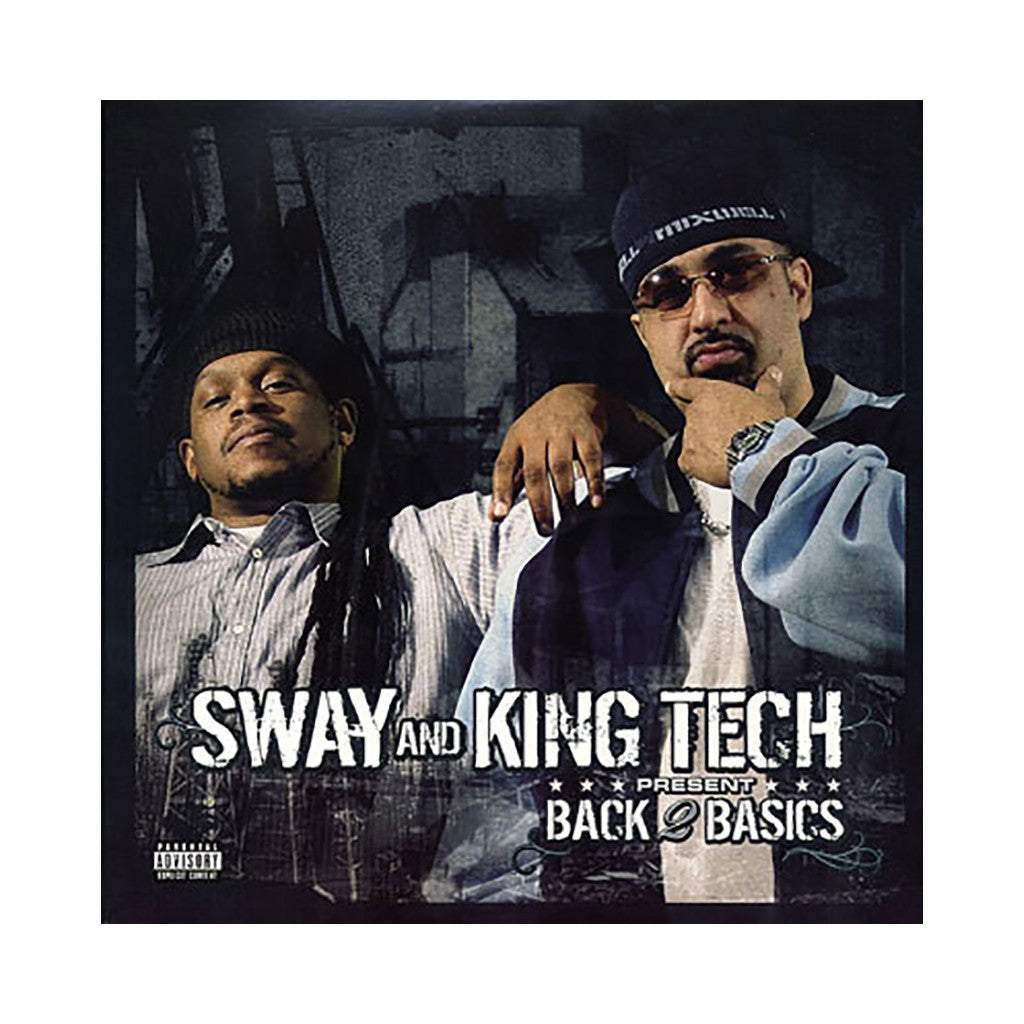 Sway & King Tech - 'Back 2 Basics' [CD]