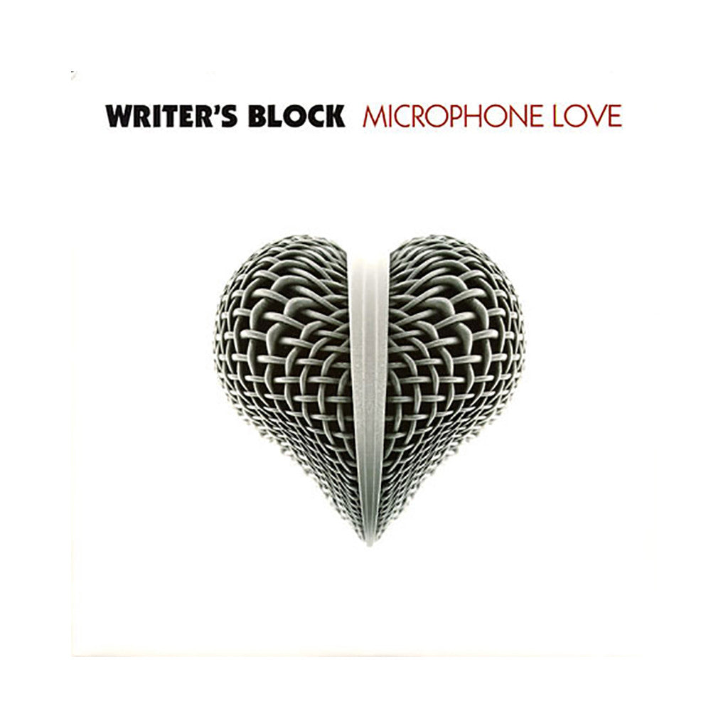 "<!--2005082324-->Writer's Block - 'Microphone Love/ Thankin You/ Holiday' [(Black) 12"" Vinyl Single]"