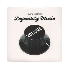 Living Legends - 'Legendary Music Vol. 1' [(Black) Vinyl [2LP]]