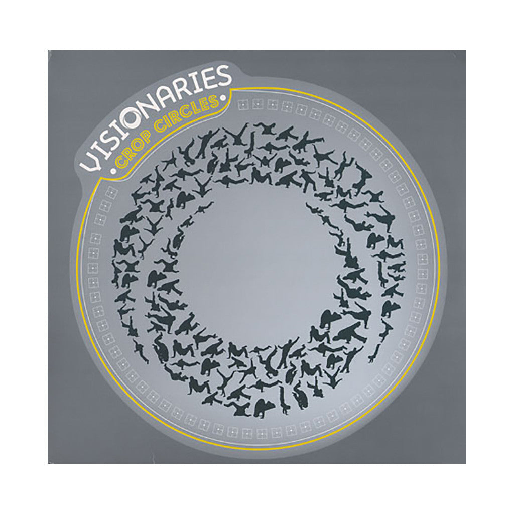 <!--2007042634-->Visionaries - 'Crop Circles' [Streaming Audio]