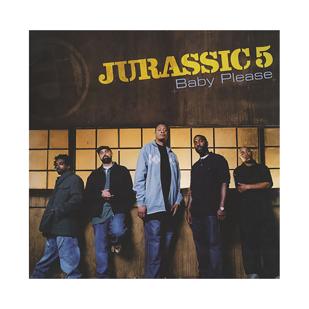 <!--2007030826-->Jurassic 5 - 'Baby Please' [Streaming Audio]