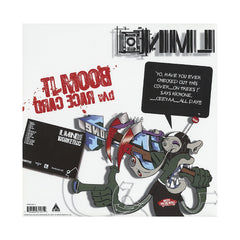 "LMNO - 'Boom It/ Race Card/ Rock On' [(Black) 12"" Vinyl Single]"