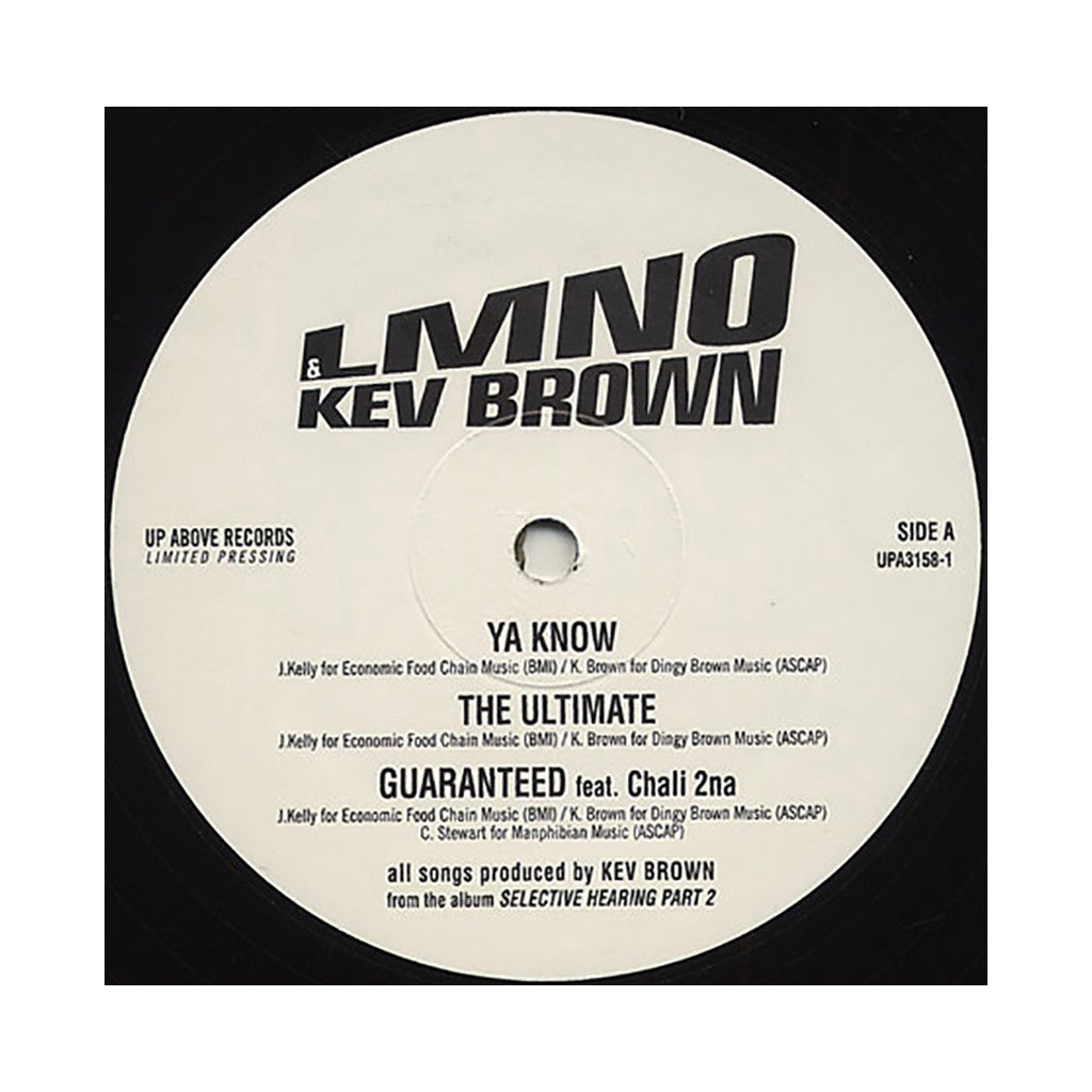 <!--2010052653-->LMNO & Kev Brown - 'The Ultimate (INSTRUMENTAL)' [Streaming Audio]