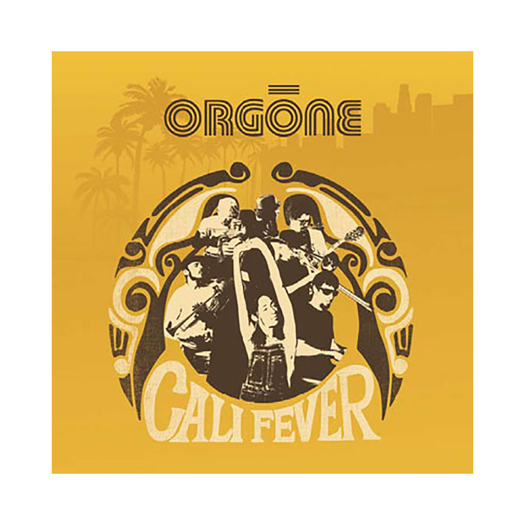 <!--020100622021571-->Orgone - 'Cali Fever' [CD]