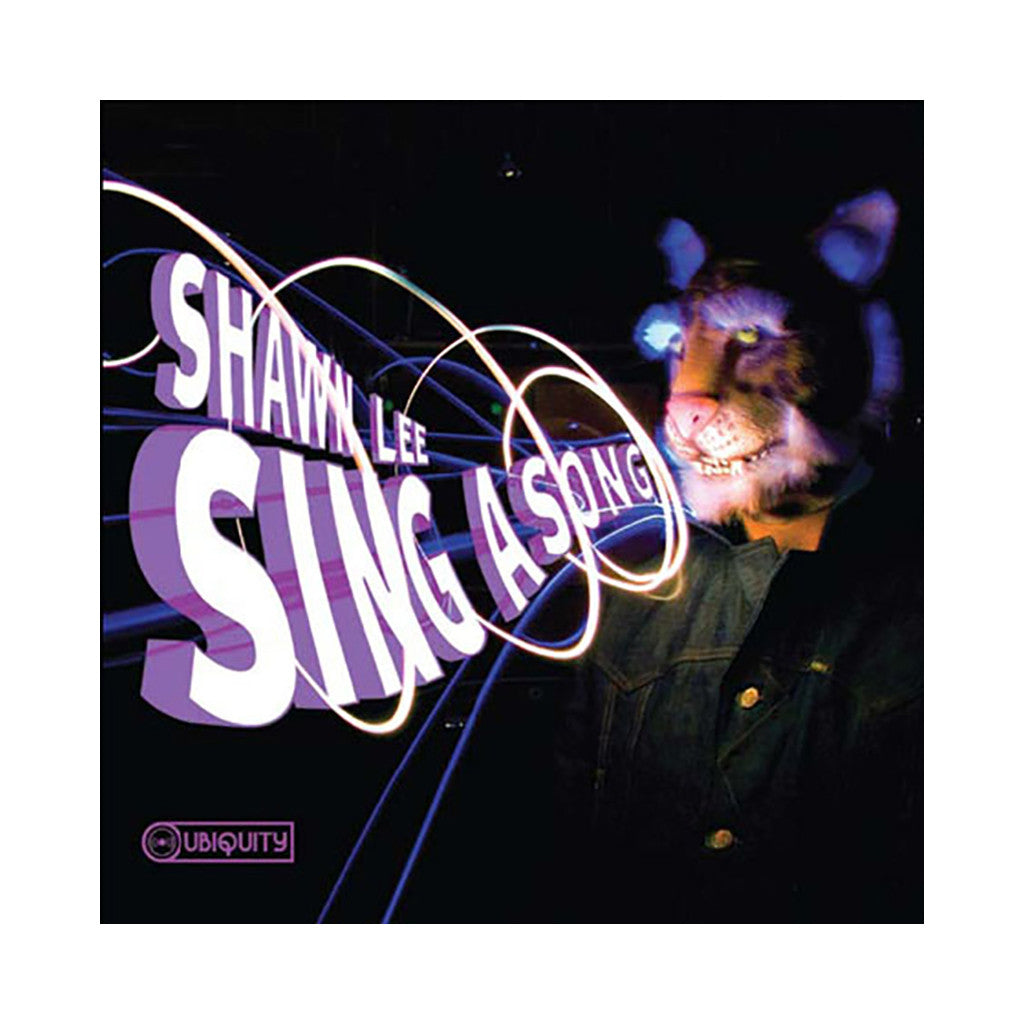 <!--120100720021784-->Shawn Lee - 'Sing A Song' [CD]
