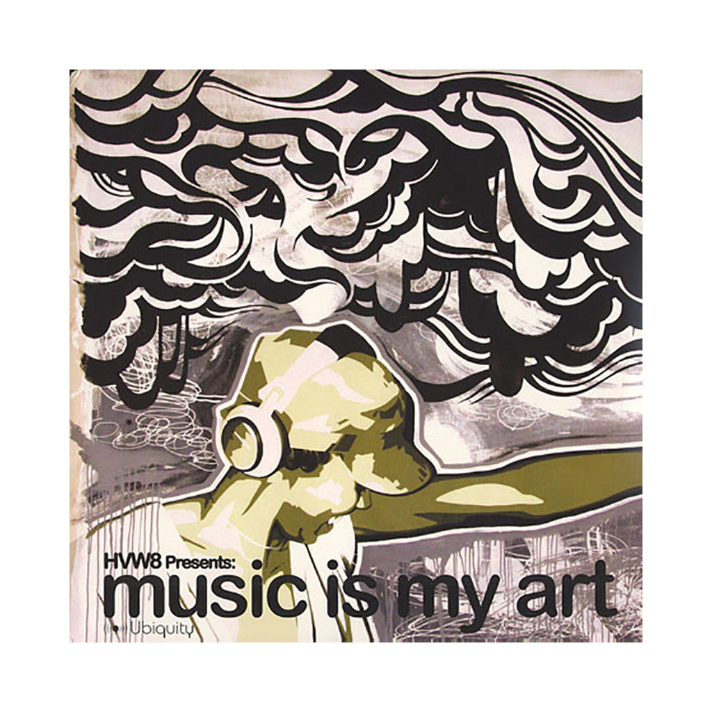 <!--120050927005796-->Various Artists (HVW8 Presents) - 'Music Is My Art' [(Black) Vinyl [2LP]]
