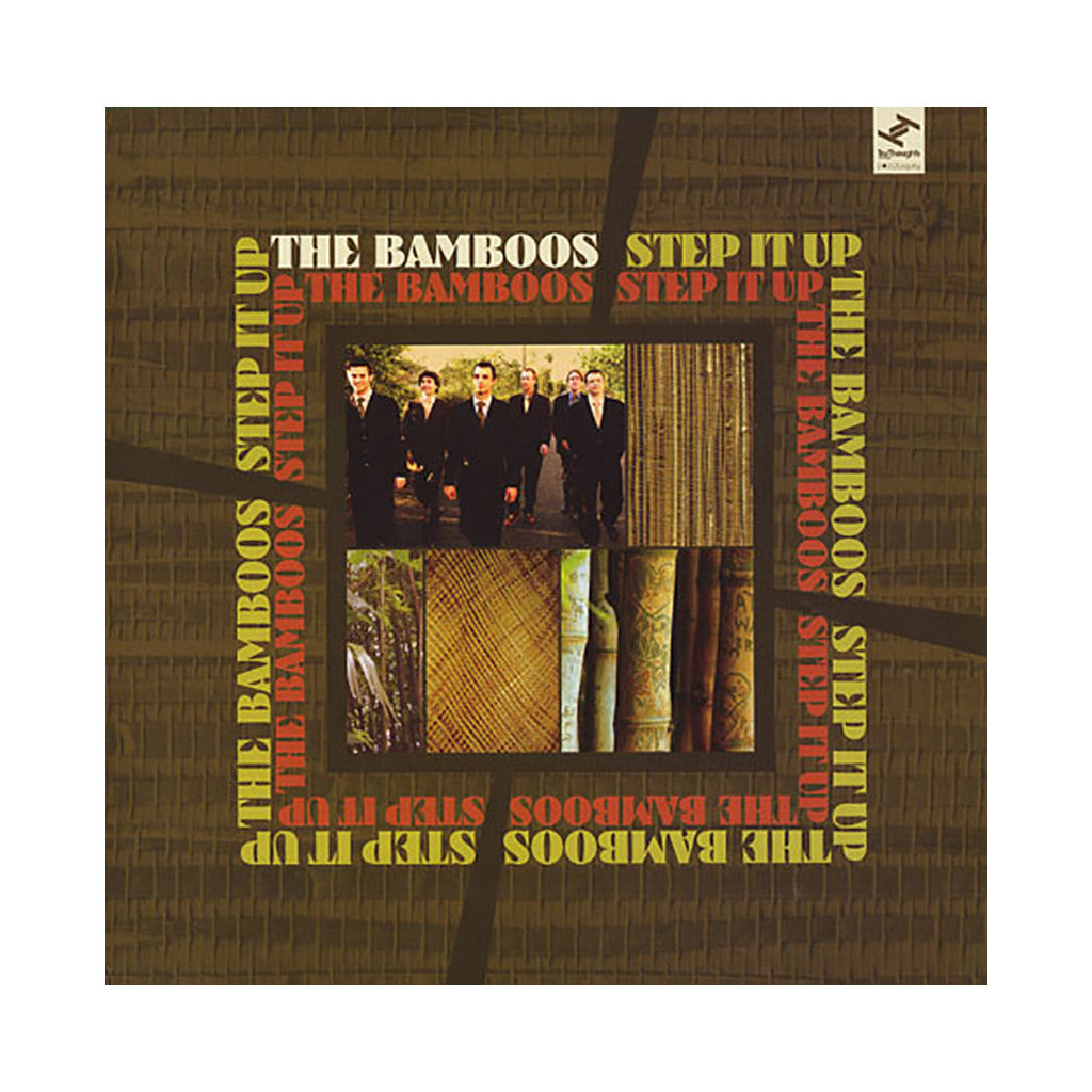 <!--020060307007059-->The Bamboos - 'Step It Up' [CD]